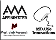 Software 4 Science Developments, MestreLab Researc e MD.Use Innovations